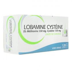 LOBAMINE CYSTEINE, 120 gélules