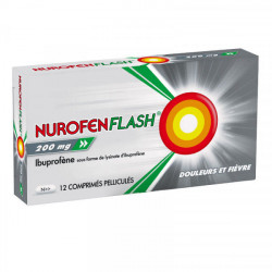 Nurofen Flash 200mg 12 comprimés