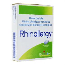 Rhinallergy Boiron 40 comprimés à sucer