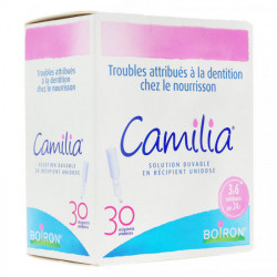 Camilia solution buvable Boiron 30 unidoses