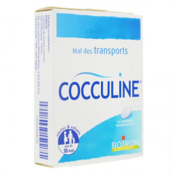 Cocculine Boiron 40 comprimés orodispersibles