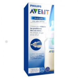 Avent Anti-Colic Valve AirFree Biberon 330 ml 3 Mois et +