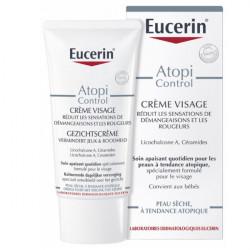 Eucerin AtopiControl Crème Visage Calmante 50 ml