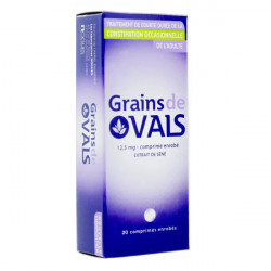 Grains de Vals 20 comprimés