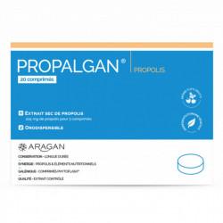 ARAGAN PROPALGAN PROPOLIS 20 COMPRIMES 70MG
