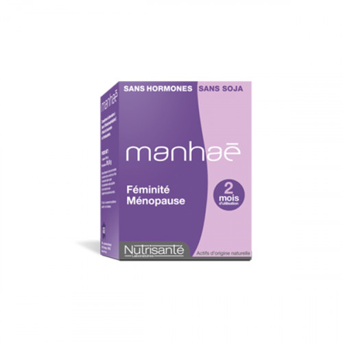 Nutrisanté Manhaé Ménopause 60 Capsules