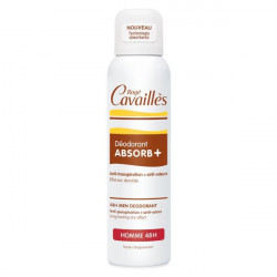 Rogé Cavaillès Absorb+ Déodorant Homme Spray 150 ml