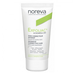 Noreva Exfoliac Acnomega 200 30 ml
