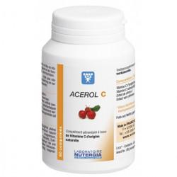 Nutergia Acerol C vitamine C 60 Comprimés