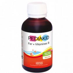 Pediakid Fer + vitamines b 125 ml
