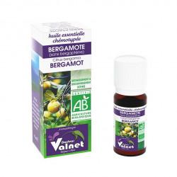 Docteur Valnet Huile Essentielle Bergamote Bio 10ml