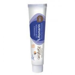 ARGILETZ Dentifrice Romarin Bio, Reminéralisant Fortifiant, 75 ml