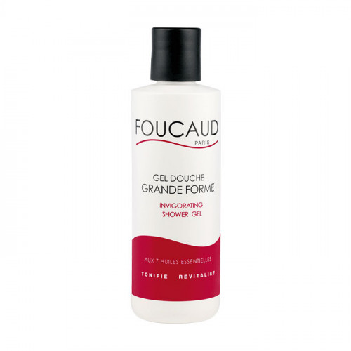 FOUCAUD Gel douche grande forme corps cheveux 200 ml