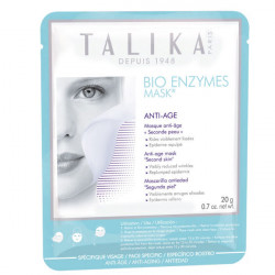 Talika Bio Enzymes Mask Masque Anti-Age Seconde Peau 20 g