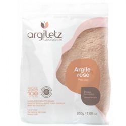 Argiletz Masque & Bain Argile Rose 200 g