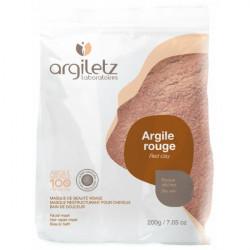 Argiletz Masque & Bain Argile Rouge 200 g
