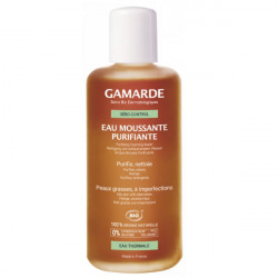 Gamarde Sébo-Control Eau Moussante Purifiante Bio 200 ml