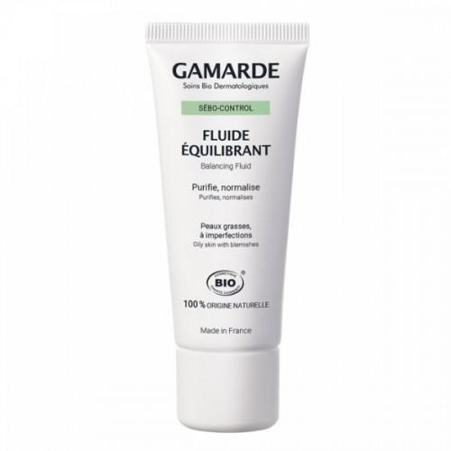 Gamarde Sébo-Control Fluide équilibrant Bio 200 ml