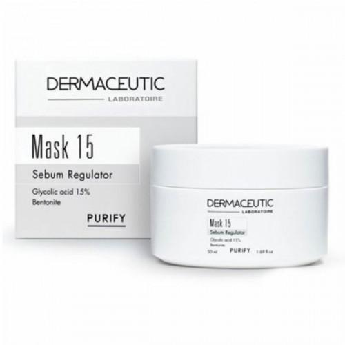 Dermaceutic Mask 15 Reducteur De Sebum 50 ml