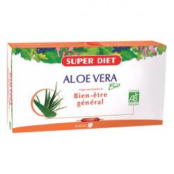 Super Diet Aloe Vera Bio 20 Ampoules