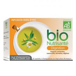 Bio Nutrisanté Infusion Digestion 20 Sachets