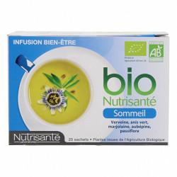 Bio Nutrisanté Infusion Sommeil 20 Sachets