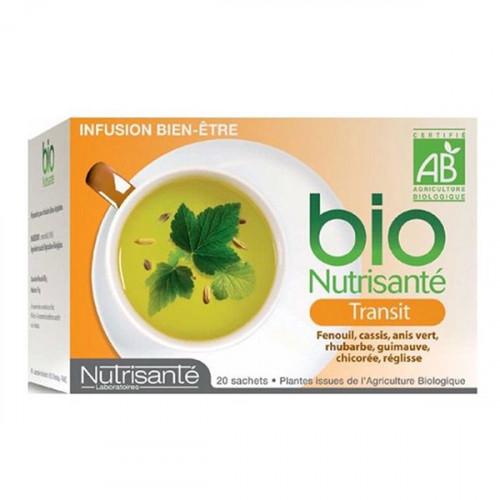 Bio Nutrisanté InfusionTransit 20 Sachets