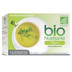 Bio Nutrisanté Infusion Thym 20 Sachets