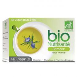 Bio Nutrisanté Infusion Romarin 20 Sachets