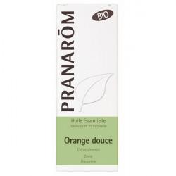 Pranarom huile essentielle Orange douce Bio 10 ml