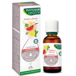 Phytosun Arôms Complexe Diffuseur Fraîcheur Agrumes 30 ml