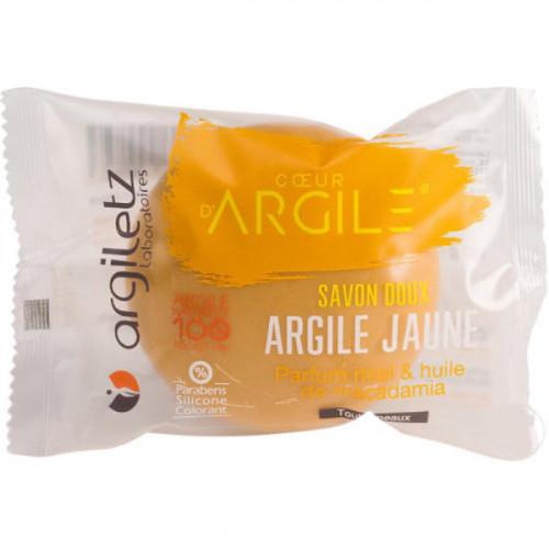 Argiletz Savon Doux Argile Jaune 100 g