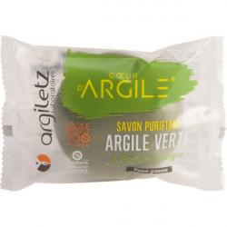Argiletz Savon Purifiant Argile Verte 100 g