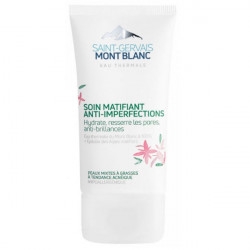 Saint-Gervais Mont Blanc Soin Matifiant Anti-Imperfections 40 ml