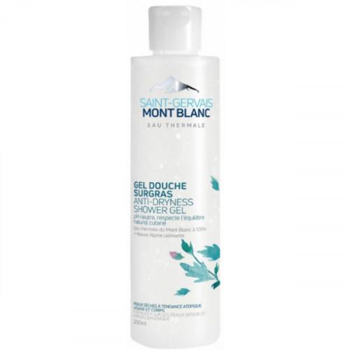 Saint-Gervais Mont Blanc Gel Douche Surgras 200 ml