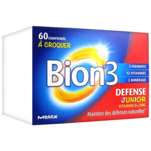 Bion 3 Défense Junior 60 Comprimés à Croquer
