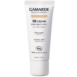 Gamarde BB Cream Soin Teinté 4 en 1 Bio 40 g - Teinte : Peaux Mates