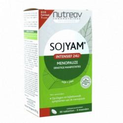 Nutreov Sojyam Ménopause Intensif 24H  90 gélules