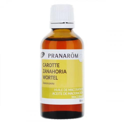 Pranarôm Huile de Macération Carotte Bio 50 ml