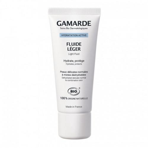 Gamarde Hydratation Active Fluide Léger Bio 40 ml