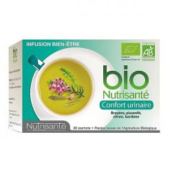 Bio Nutrisanté Infusion Confort Urinaire 20 Sachets