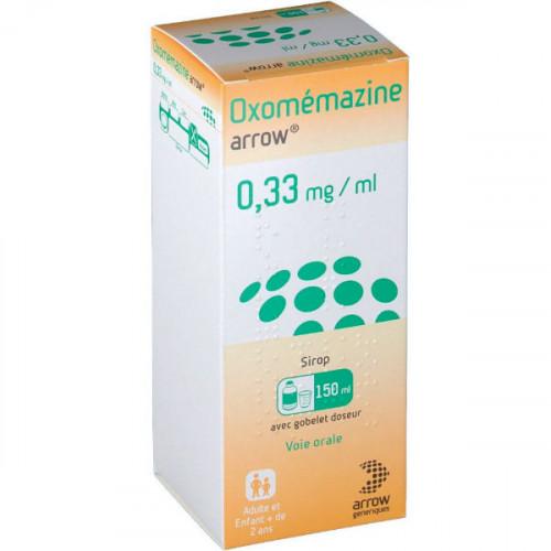 Arrow® Oxomemazine 0,33 mg/ml 150 ml