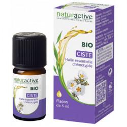 Naturactive Huile Essentielle Ciste Bio 5 ml