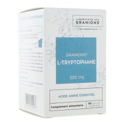Granions L-tryptophane 220mg 60 gélules