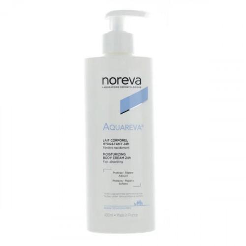 Noreva Aquareva Lait Hydratant Corporel 24H 400 ml