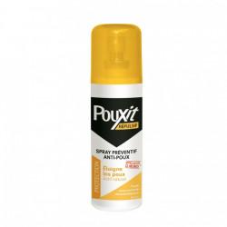 POUXIT Répulsif Spray Préventif Anti-Poux 75 ml