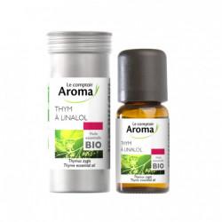 Le Comptoir Aroma Huile Essentielle Bio Thym Doux à Linalol 5ml