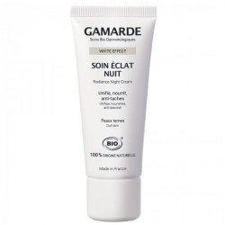 Gamarde White Effect Soin Eclat Nuit 40 g
