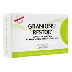 Granions Restor' 60 capsules