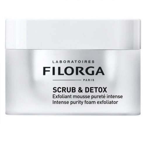 Filorga Scrub & Détox Exfoliant Mousse Pureté Intense 50 ml